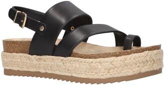 Bella Vita Rosita Slingback Platform Sandal