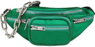 Alexander Wang Mini Attica Satin Belt Bag