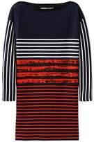 Petit Bateau Cédric Charlier womens contrasting straight dress