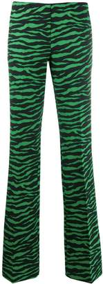 P.A.R.O.S.H. flared trousers