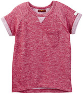 7 For All Mankind Boxy Top (Little Girls)