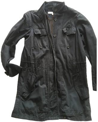Veronique Branquinho Blue Cotton Jacket for Women Vintage