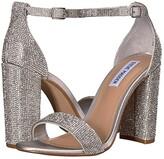 Steve Madden Carrson-R Heeled Sandal (Crystal) High Heels