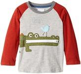 Mud Pie Gator Long Sleeve Shirt Boy's Clothing