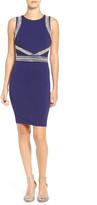 TFNC &Ann& Embellished Body-Con Dress