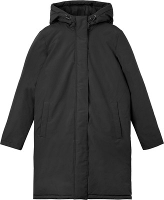 Hutspot - New Collection Women Parka - xs | black - Brown/Brown/Green