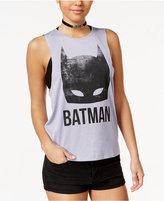 Warner Brothers Juniors' Batman Graphic Tank Top