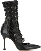 Liudmila - Drury Lane lace-up boots - women - Leather - 40
