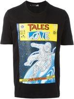 Love Moschino 'St. Fumetto' T-shirt