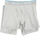 Columbia Cotton Stretch Boxer Briefs 2-Pack