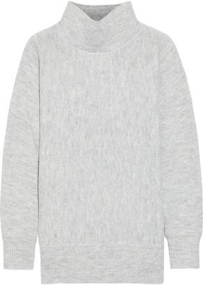 Joie Melange Knitted Turtleneck Sweater