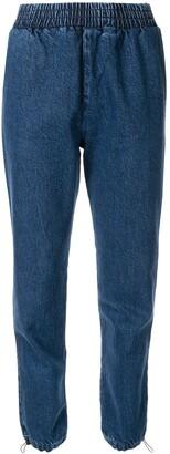 Kseniaschnaider high-waisted jeans