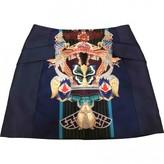 Mary Katrantzou Navy Skirt for Women
