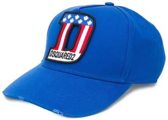 DSQUARED2 Bluette Baseball Cap