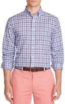 Vineyard Vines Hawser Plaid Murray Classic Fit Button Down Shirt