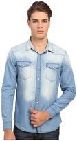 7 Diamonds Beyond Me Long Sleeve Shirt Men's Long Sleeve Button Up
