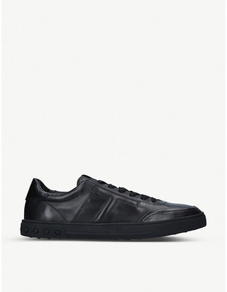 Tod's Casetta leather trainers