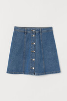 Thumbnail for your product : H&M A-line skirt