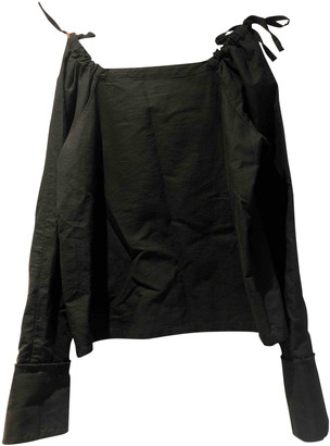 Moussy Black Polyester Tops