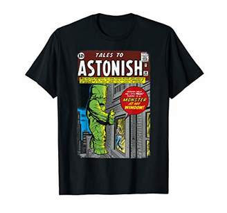Marvel Tales To Astonish Monster At My Window Comic T-Shirt