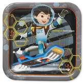 Disney Miles from Tomorrowland Square Disposable Plates - 8ct