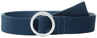 Topo Designs Web Belt (Dark Blue) Belts