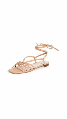 Loeffler Randall Women's Lorelai-N Flat Sandal