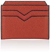 Valextra Men's Flat Card Case