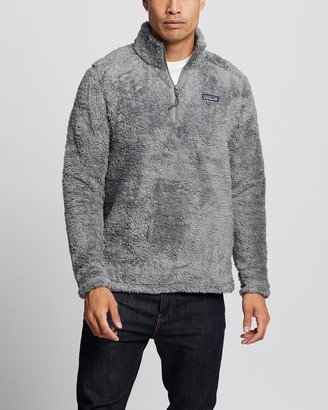 Patagonia Men's Grey Sweats - Los Gatos 1-4 Zip - Size One Size, L at The Iconic
