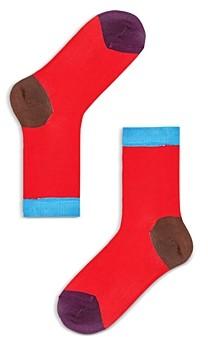 Happy Socks Colorblock Contrast Socks