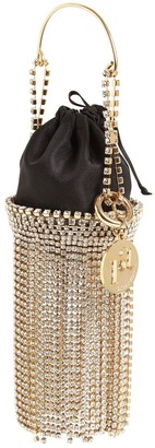 Rosantica BABY GHIZLAN CRYSTAL LONG NECKLACE BAG