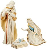 Lenox First Blessing Nativity The Holy Family, Set of 3