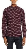 Merc of London Men's Keadby Casual Shirt