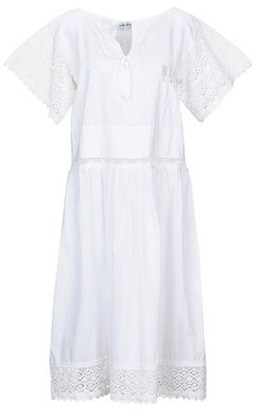 Place Nationale Knee-length dress