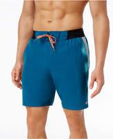 """Nike Men's Vapor Splice Volley Swim Trunks, 7"""""""