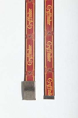 Buckle Down Buckle-Down Harry Potter Gryffindor Belt