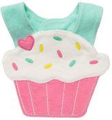 Carter's Terry Cupcake Teething Bib