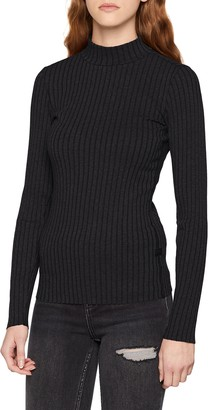 G Star Women's Xinva Slim Funnel T Wmn L/s Long Sleeve Top