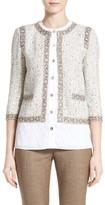 St. John Women's Kira Tweed Jacket