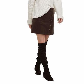 Mud Pie Women's Corduroy Skirt