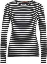 BOSS ORANGE TAFI Long sleeved top black