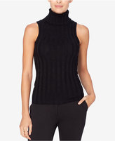 Catherine Malandrino Petra Knit Turtleneck Shell