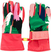Stella McCartney Shredded ski gloves
