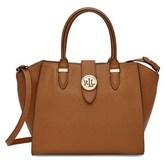 Lauren Ralph Lauren Charleston Leather Shopper.