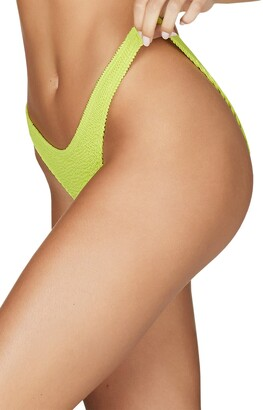 BOUND by Bond-Eye The Scene High-Cut Ribbed Bikini Bottoms