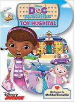 Disney Doc McStuffins Toy Hospital DVD