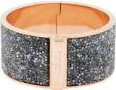 Henri Bendel Starlight Caviar Wide Bangle