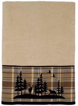 Avanti Woodville Bath Towel Bedding