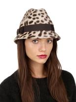 Borsalino Melousine Lapin Felt Hat
