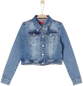 S'Oliver Girls' 73.803.51.4318 Jacket